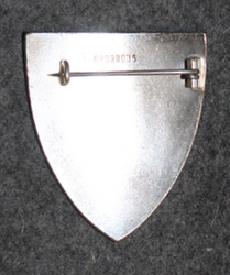 Norwegian army badge: Forsvarskommando Nord-Norge