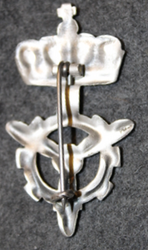 Luftforsvaret flyteknisk tjenste, Norwegian air force branch badge, flight technician