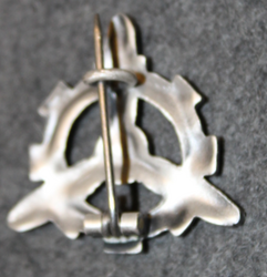 Luftforsvaret flyteknisk tjenste, Norwegian air force branch badge, flight technician v.2