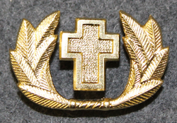 Finnish rank insignia, chaplain