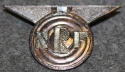 Norges Rutebileier Forening ( NRF ), Norwegian bus transport association.