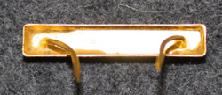 Swedish military rank insignia. 24mm bar