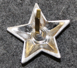 Italian rank insignia, star.