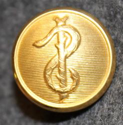 Norjan armeija, lääkintä ( ym. hygienia ja terveys ) 17mm, kullattu