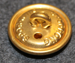 Hærens sanitet, Army sanitary corps, 17mm, Gilt
