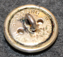 Hærens samband, Norwegian army communcations, 17mm, Nickel