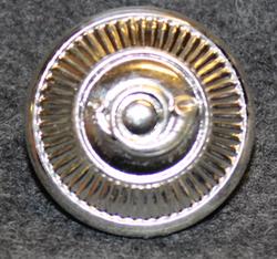Norjan kenttäposti, 23mm, nikkeli.