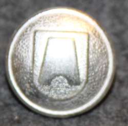 Baerum Kommune, norwegan municipality. 17mm nickel