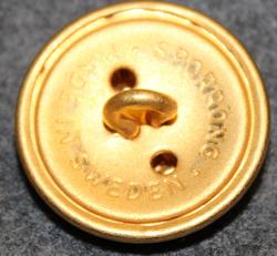 Gotlands regemente, swedish military, 24mm, gilt