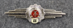 DDR, Volkspolizei II spesialist badge.
