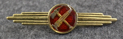DDR, firebrigade qualification badge.