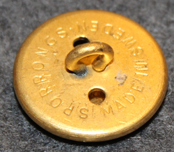 Åmål kommun, swedish municipality, 23mm, gilt