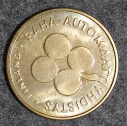 RAY, Raha-automaattiyhdistys 24,4x2mm