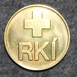 RKI, red cross, 24.4x2mm