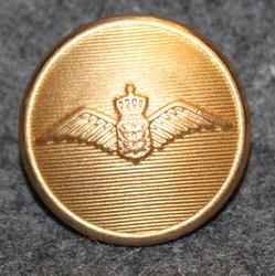 Tanskan ilmavoimat, 22mm kullattu
