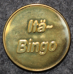 Itä Bingo, Turku co-op bank 24,3x1,8mm