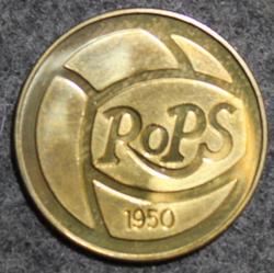 Rovaniemen palloseura ROPS, osuspankki, 24,3x1,8mm