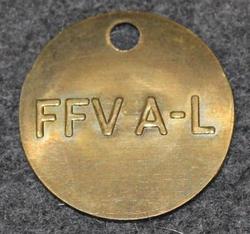 Försvarets Fabriksverk FFV A-L, Aerotech, Swedish defence industry. 27mm
