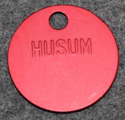 Mo och Domsjö Husum 30mm, mfg. 1963, red