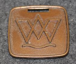 A/S Westad Armatusfabrik, avaimenperä