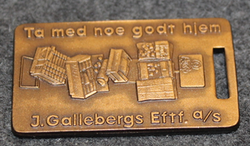 J. Gallenbergs Eftf. A/S