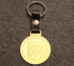 Våben for Sønderjyllands Amtskommune, avaimenperä