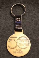 Bienne Swim Boys Biel 50 jahre 1929-1979, avaimenperä