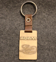 Adam London House, keychain / fob