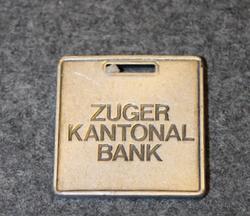 Zuger Kantonal Bank, avaimenperä