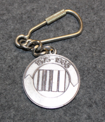 DWK 10 jahre 1975-1985,, avaimenperä