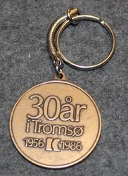 30 År i Tromsø, avaimenperä