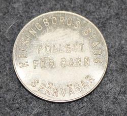 Helsingborgs Stads Spårvägar ( HSS ), Helsingborg Tram, 21mm