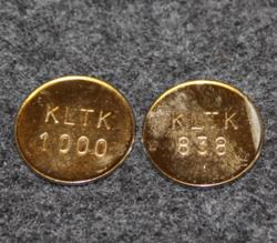 Levin & Pettersson, KLTK, nickel