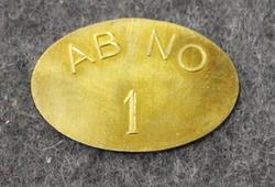Nyköpings Omnibustrafik Ab, AB NO 1