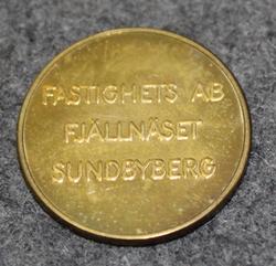 Fastighets Ab Fjällnäset sundbyberg.