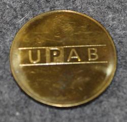 UPAB, parking token