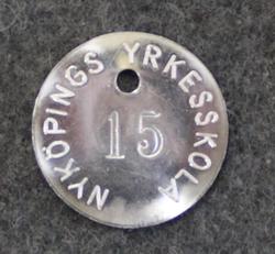 Nyköpings Yrkesskola.