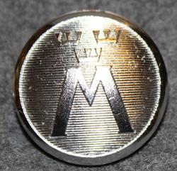 Motormännens Riksförbund. Autoliitto, 23mm, nikkeli
