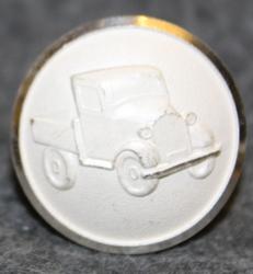 Svenska Lastbils AB, Ruotsin kuorma-autot, 24mm, lakkinappi, vanha malli.