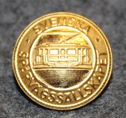 Svenska Spårvägssällskapet, Ruotsin raitiovaunuyhdistys, 16mm kullattu