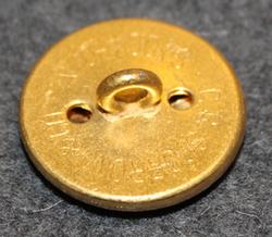 SKF, Svenska Kullagerfabriken AB, Swedish ball bearing factory, 23mm, gilt. LAST IN STOCK