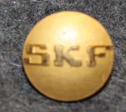 SKF, Svenska Kullagerfabriken AB, Swedish ball bearing factory, 14mm, gilt. v2