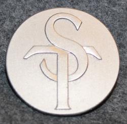 Svenska Tändsticks Aktiebolaget, Swedish Match company. 30mm