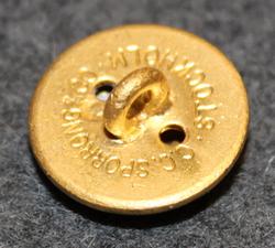 Taube, vaakuna. 16mm kullattu.