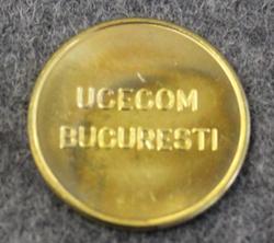 Ucecom Bucuresti. Romanialainen poletti. v2