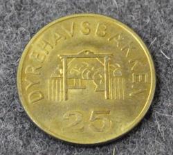 Dyrehavsbakken 25 / Teltholderforeningen 1885, maailman vanhin huvipuisto.
