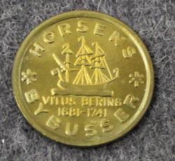 Horsens Bybusser ( Vitus Bering ).. Bussi firman rahake.