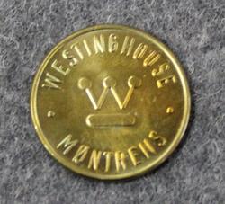 Westinghouse Møntrens. Pesula