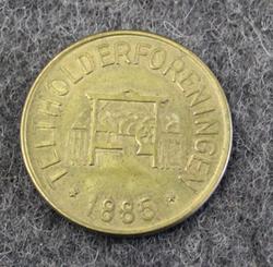 Dyrehavsbakken 25 / Teltholderforeningen 1885, maailman vanhin huvipuisto. v2