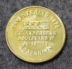 Gustav Vasa / investering 1978